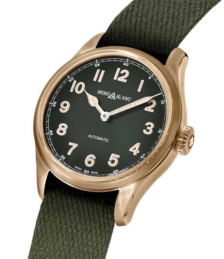 Montblanc 1858 Uhren