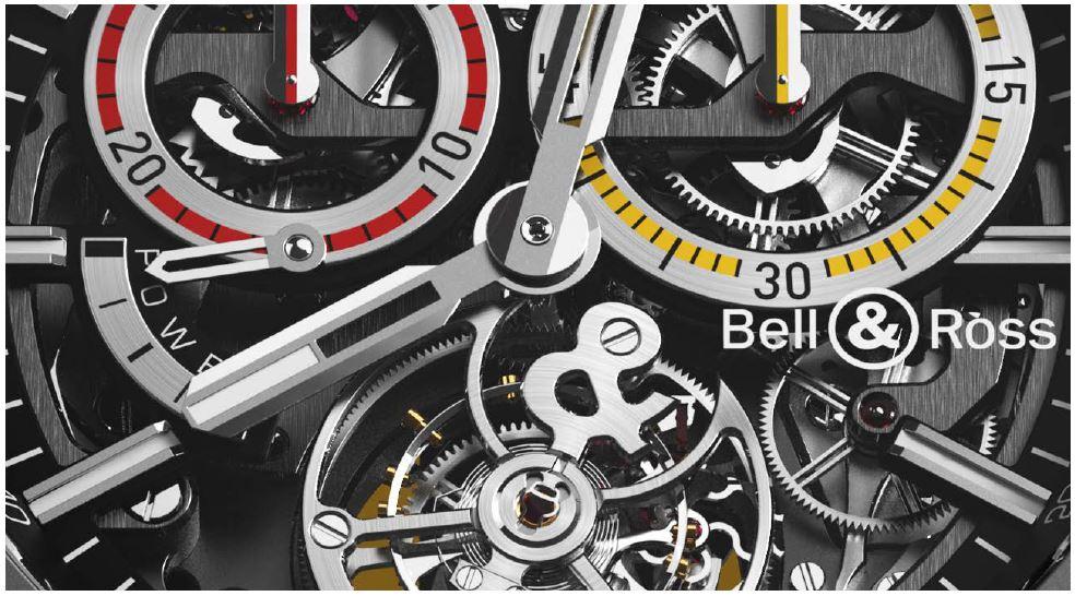 Bell & Ross R.S.18 Chronographen