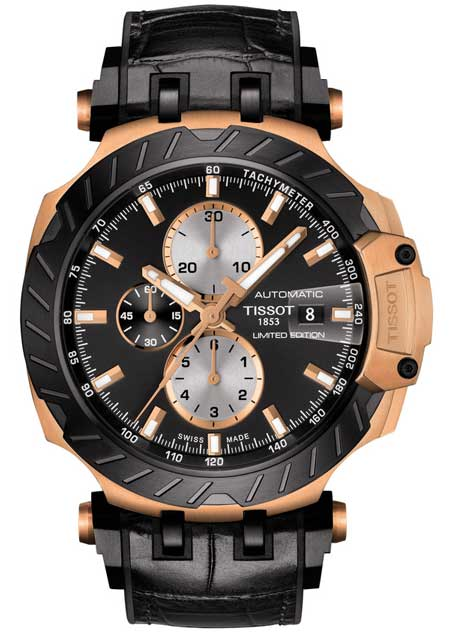 Tissot T-Race MotoGP TM limited Edition 2019