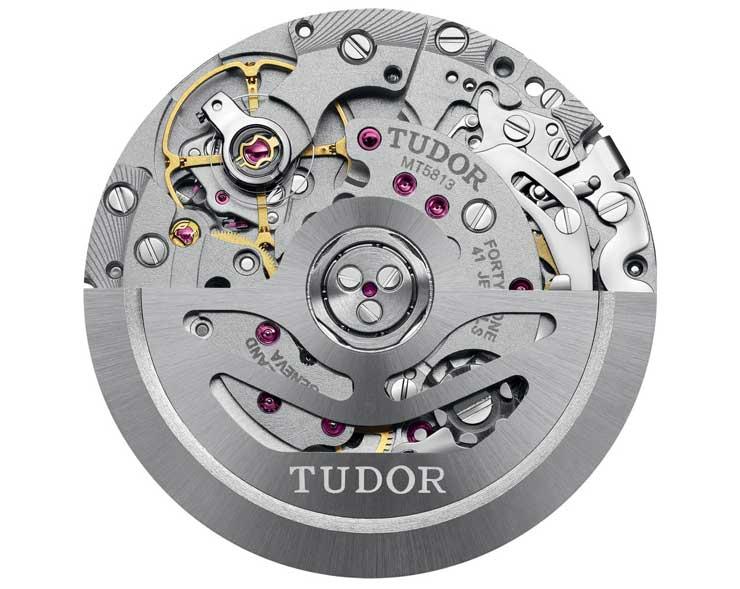 Tudor Black Bay Chrono S&G