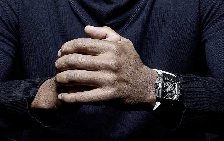 Didier Drogba neuer Markenbotschafter für Richard Mille