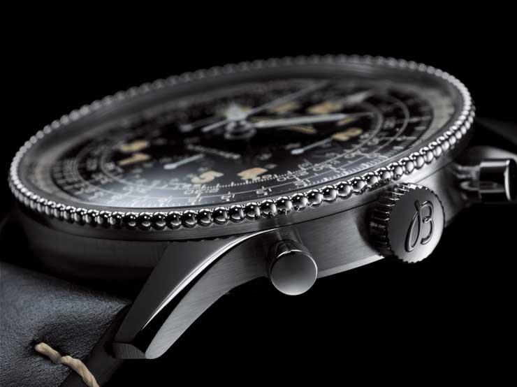 Als Hommage an eine Uhren-Legende bringt Breitling die Re-Edition des Navitimer ref. 806 1959.
