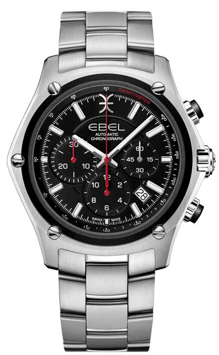 Ebel Discovery Gent Chronograph