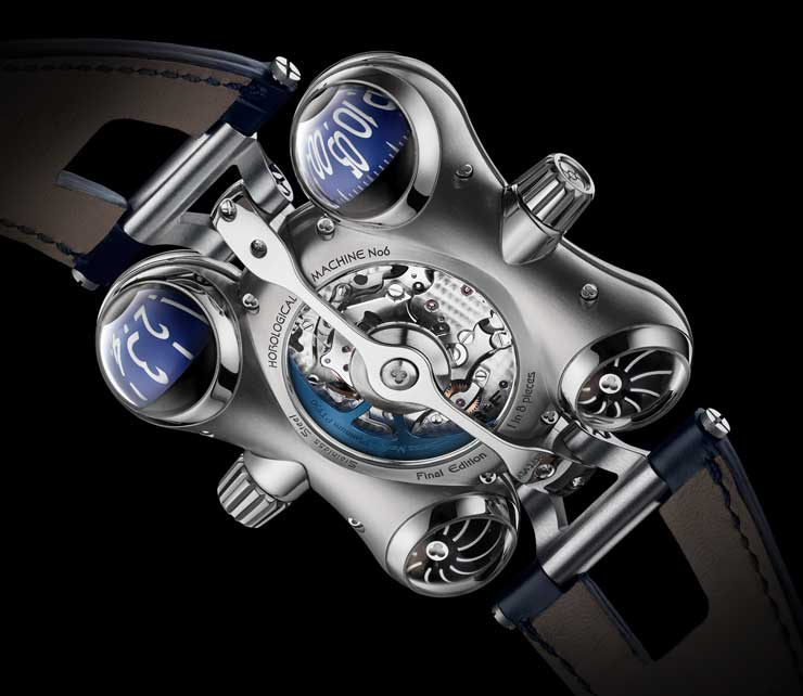 MB&F HM6 Final Edition
