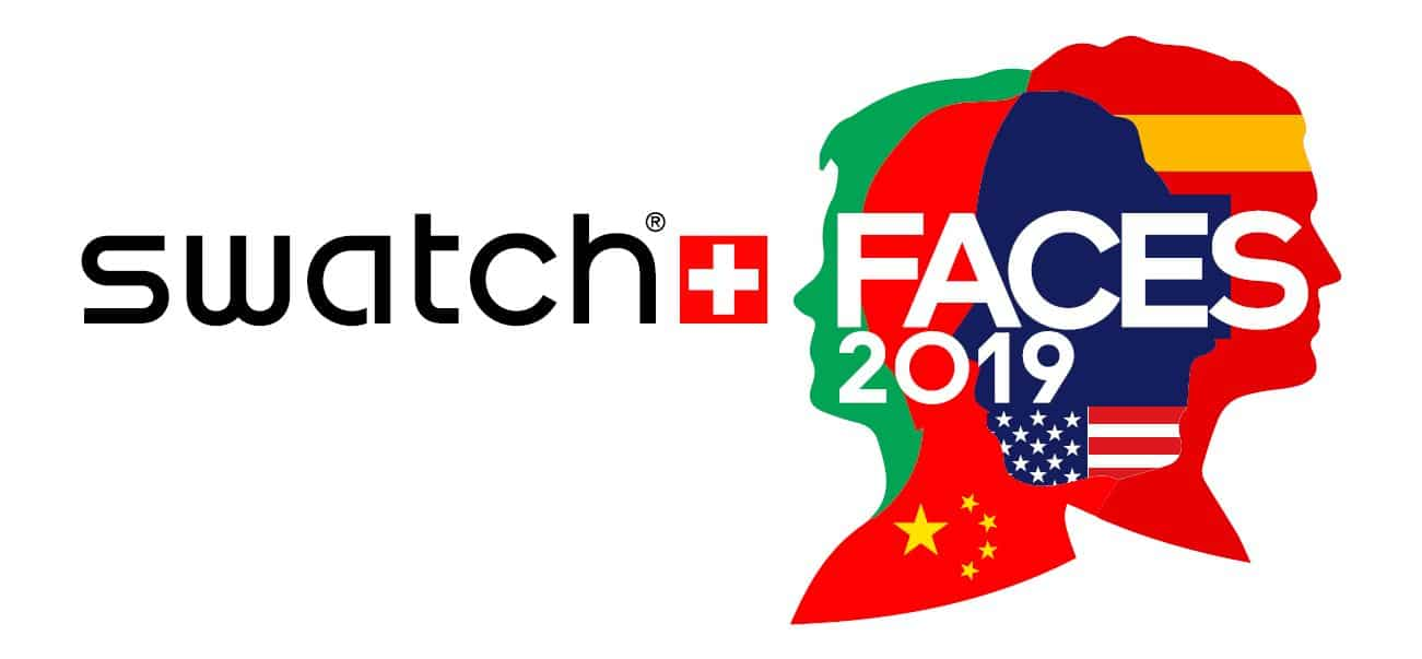 Swatch faces 2019 biennale venedig