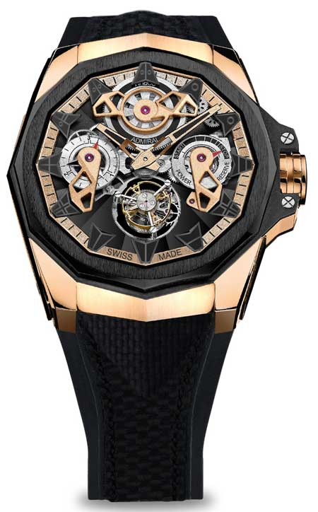 Admiral AC-One 45 Openworked Tourbillon