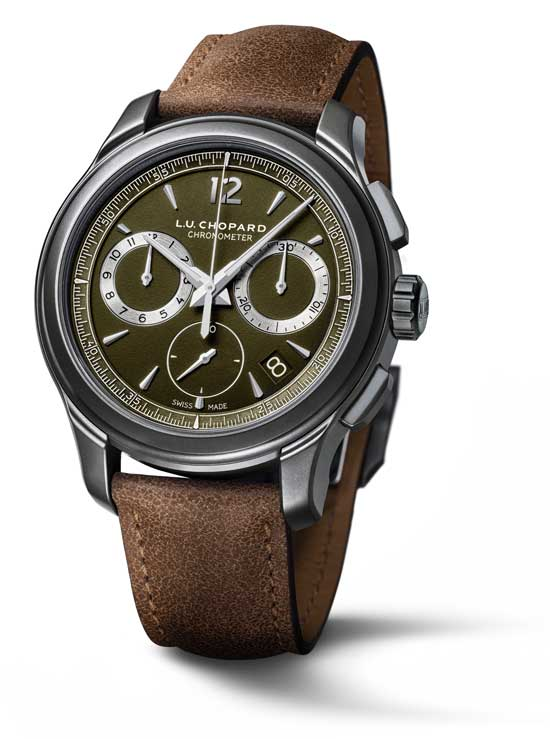 L.U.C Chrono One Flyback titalyt