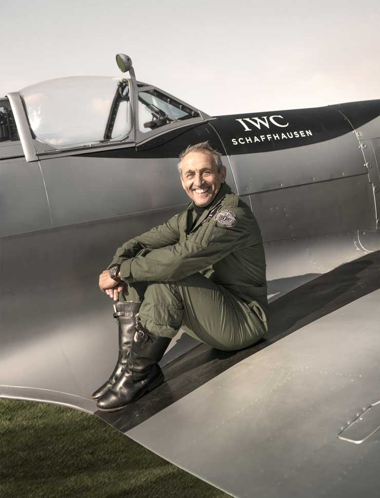 silver spirit pilot steve brooks
