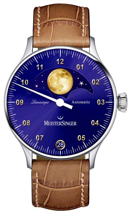 MeisterSinger LunaScope, German Desing Award 2020