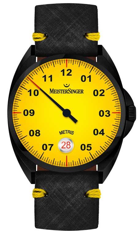 Metris Black Line Edition Mellow Yellow