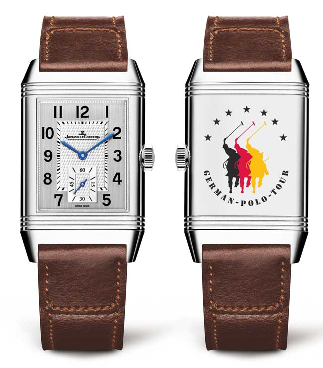 """Jaeger-LeCoultre ist """"Official Timepieces Sponsor"""" der German Polo Tour 2019"""