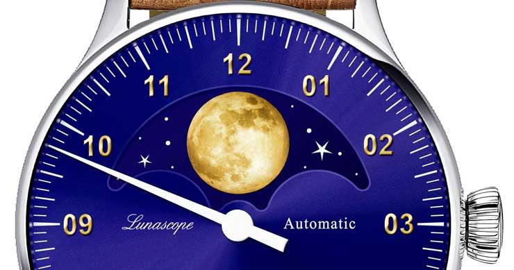 MeisterSinger LunaScope Goldmond