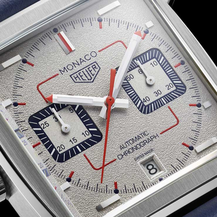 Tag heuer Monaco limited Edition 3