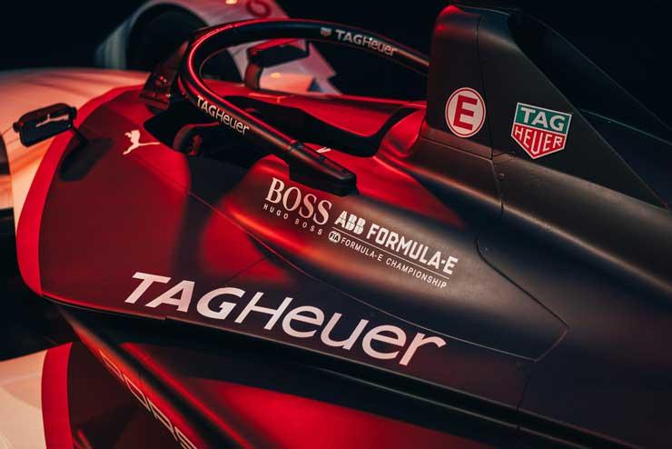 Porsche in der Formula E