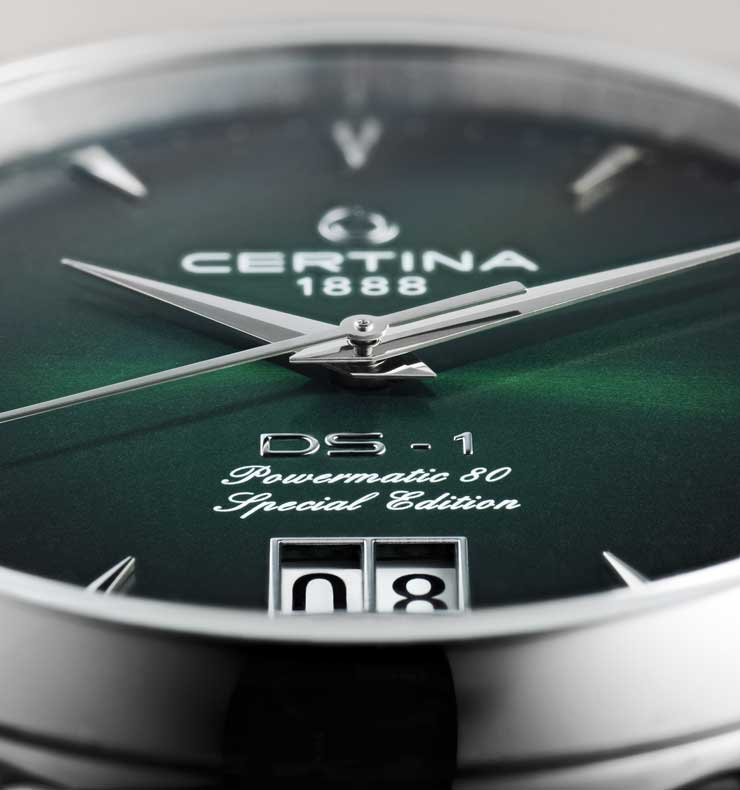 Certina DS-1 Big Date 60th Anniversary