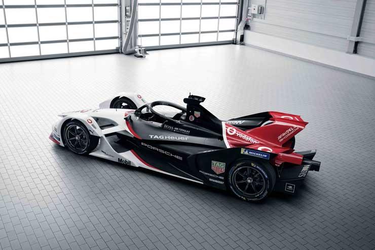 TAG Heuer Porsche Formel E Team