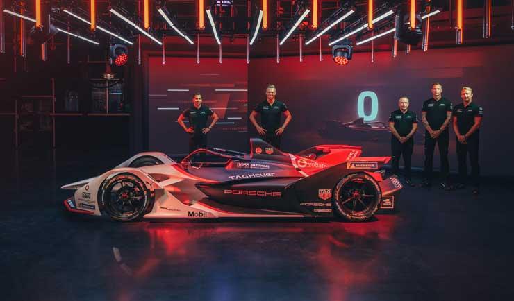 Porsche in der Formel E