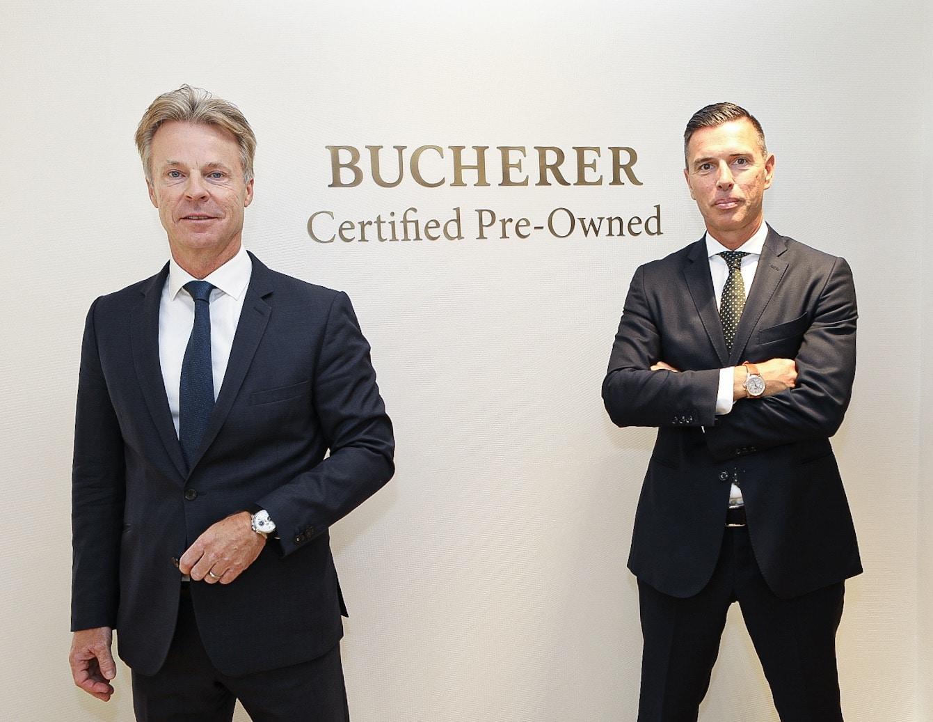 Bucherer steigt ins Geschäft mit Certified Pre-Owned Uhren (CPO) ein