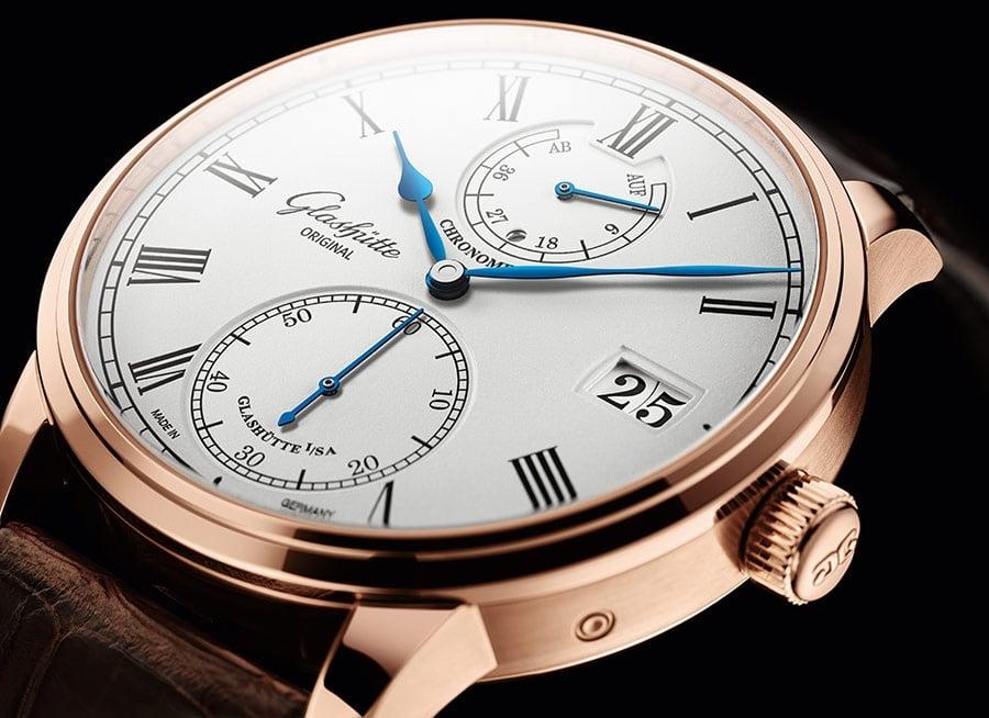 10 Jahre Senator Chronometer