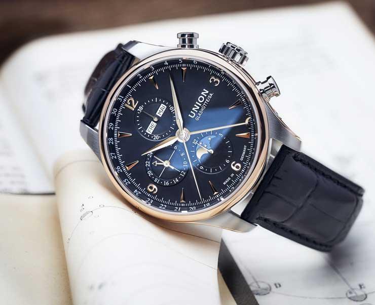 Belisar Chronograph Mondphase