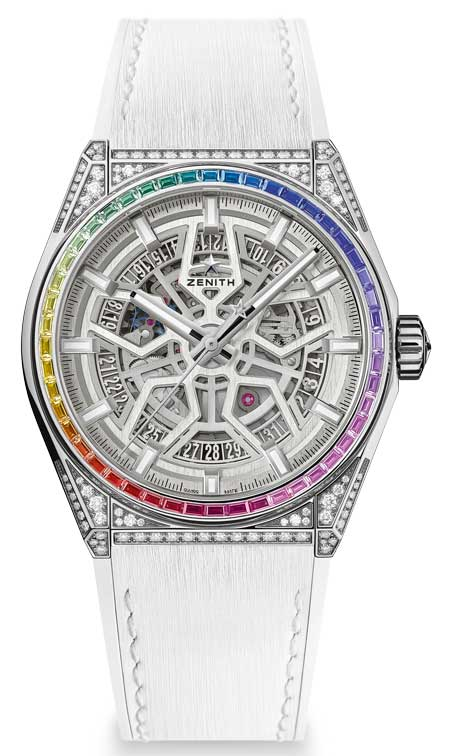 Zenith Defy High Jewelry Edition
