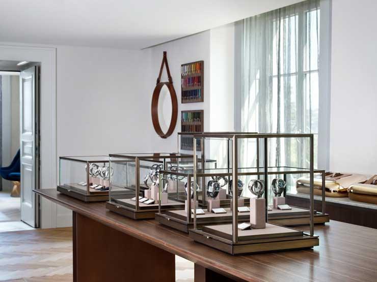 Bucherer Gallery Lounge