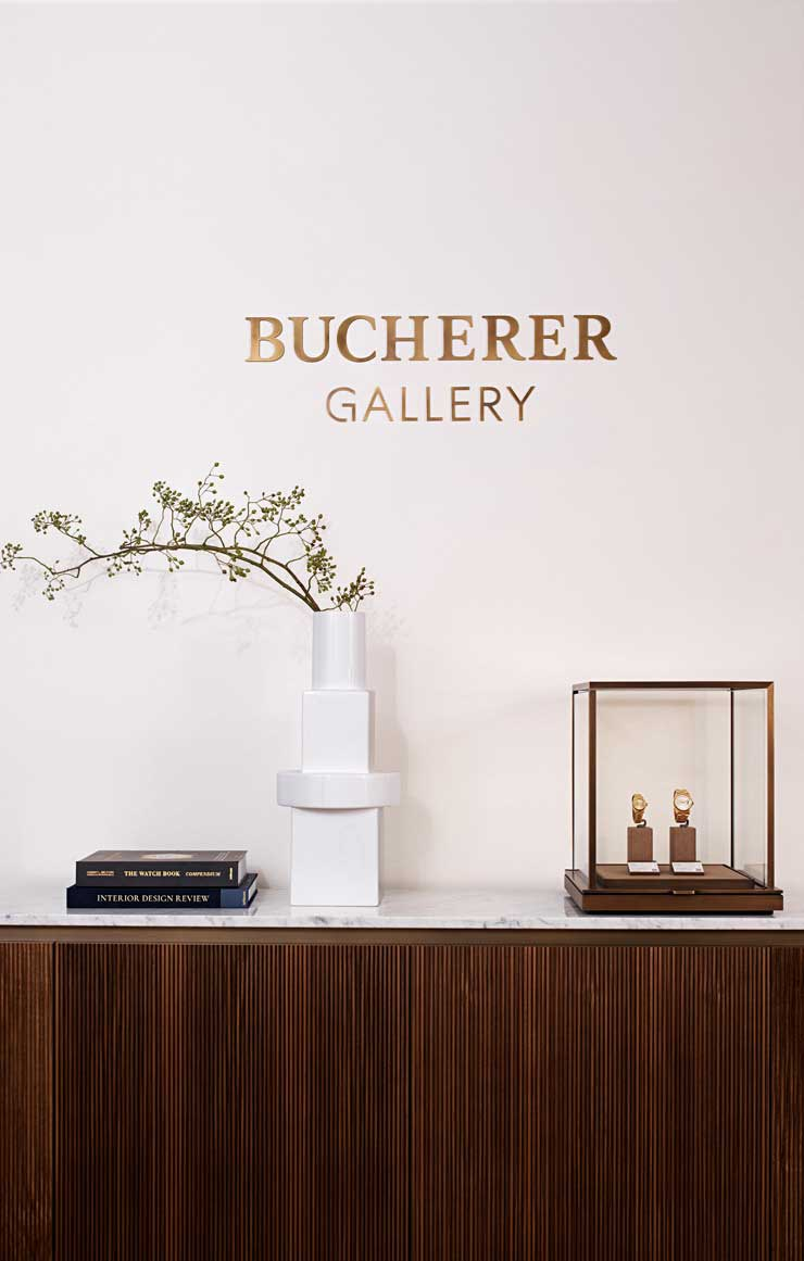 Bucherer Gallery Reception