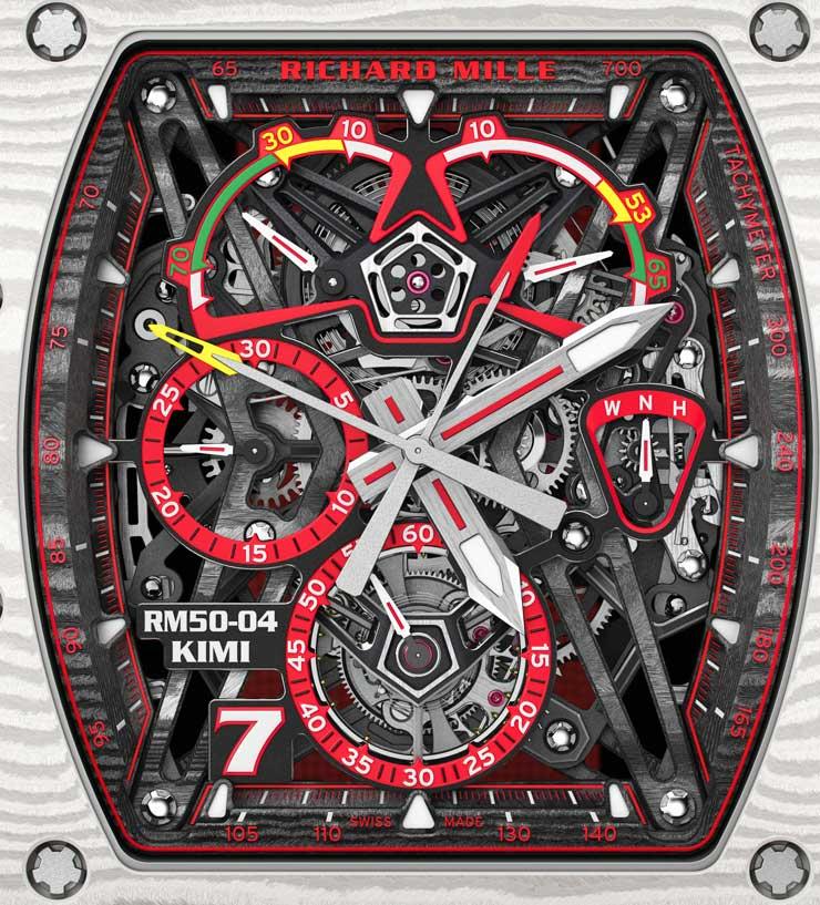 RM 50-04 Tourbillon Split-Seconds Chronograph