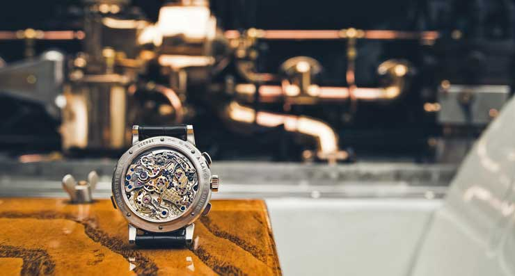 A. Lange & Söhne beim Concours of Elegance
