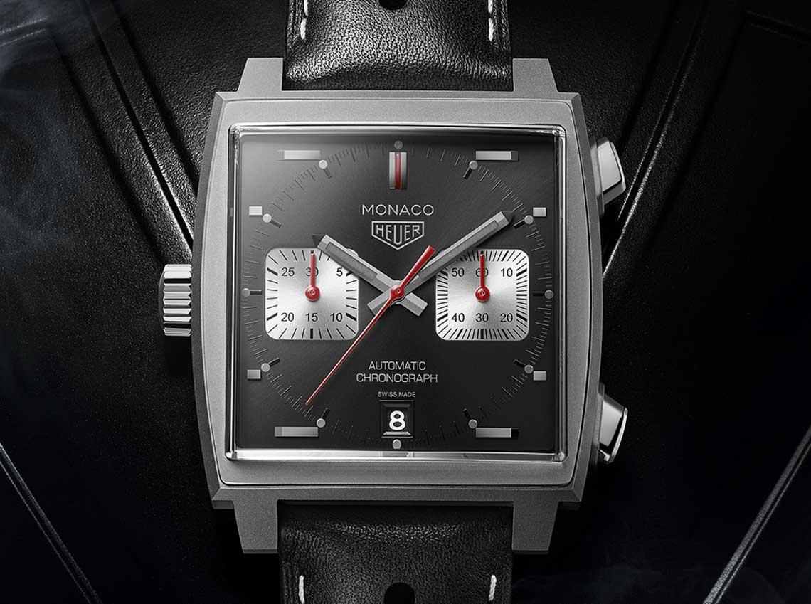 Tag Heuer Monaco limited Edition 5