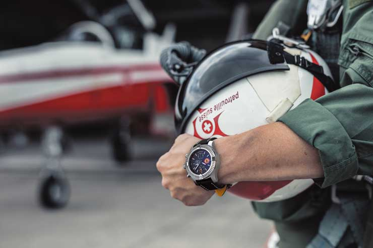 Breitling Avenger Chronograph 45 Swiss Air Force Team Limited Edition