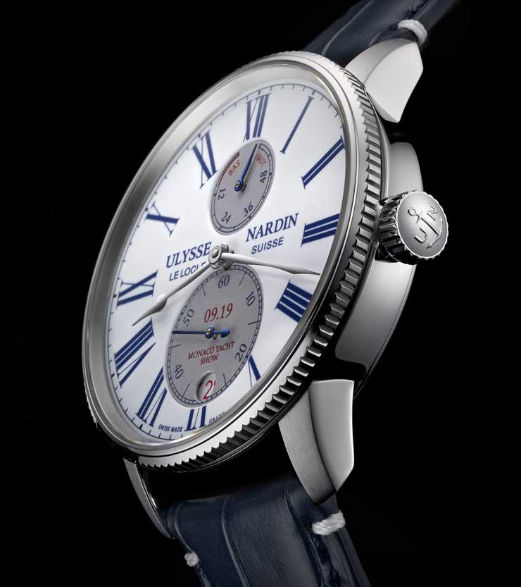 Marine Torpilleur Monaco Yacht Show limited edition