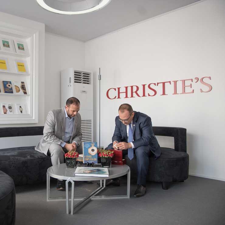 Christies Holding @ Dubai Watch Week