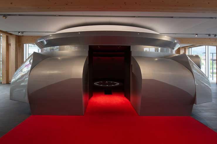 Das neue Omega-Museum