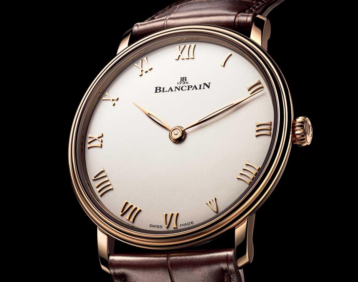 Blancpain Villeret Extra-plate