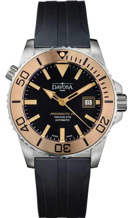 Davosa Argonautic Bronze TT limited Edition