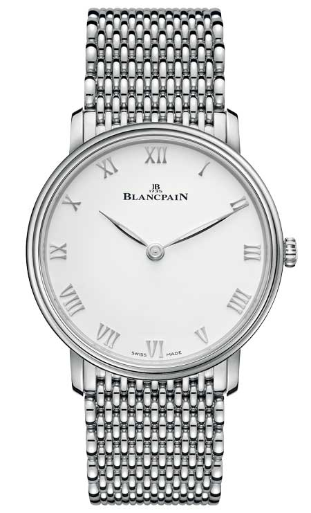 Blancpain Villeret Extra-plate Referenz 6605-1127-MMB