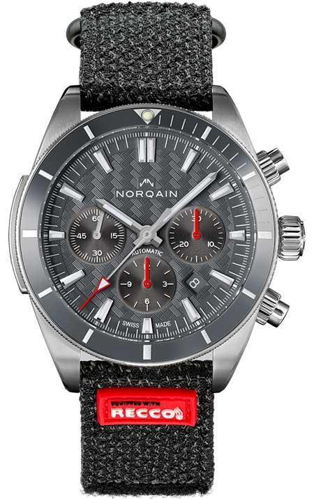 Norquain Adventure Sport Chrono Auto #nosnownoshow Special Edition