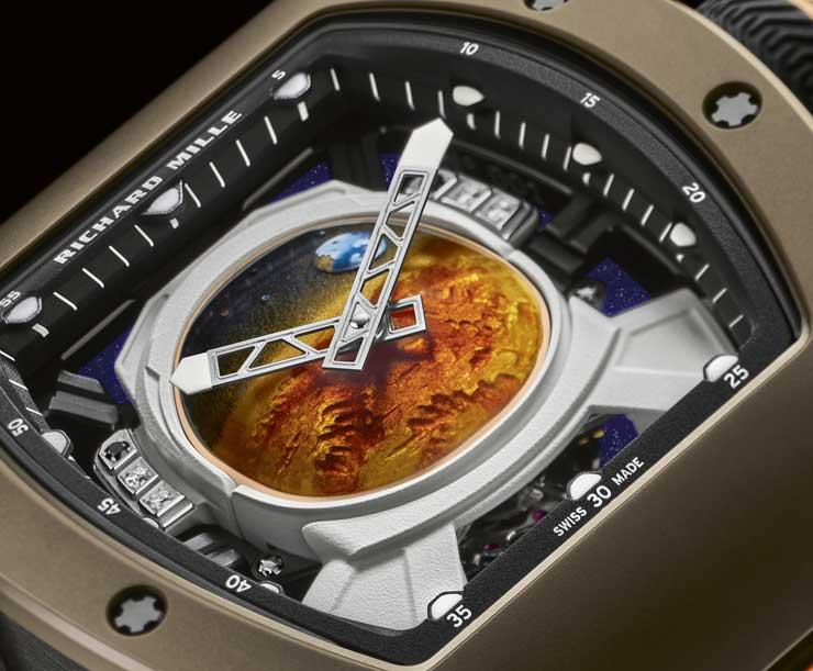 Richard Mille RM 52-05 Tourbillon Pharell Williams