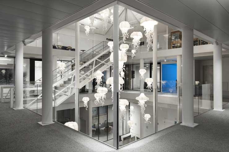 """Die """"Arcades des Arts"""" im Zentrum von Genf"""