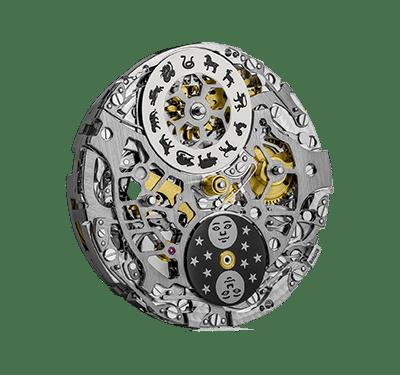 Blancpain-Manufakturwerk 3638 mit Automatikaufzug