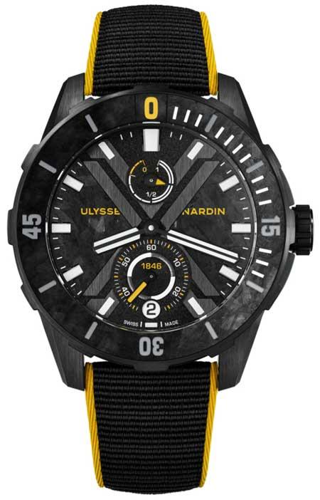 Diver X Cap Horn, 44MM