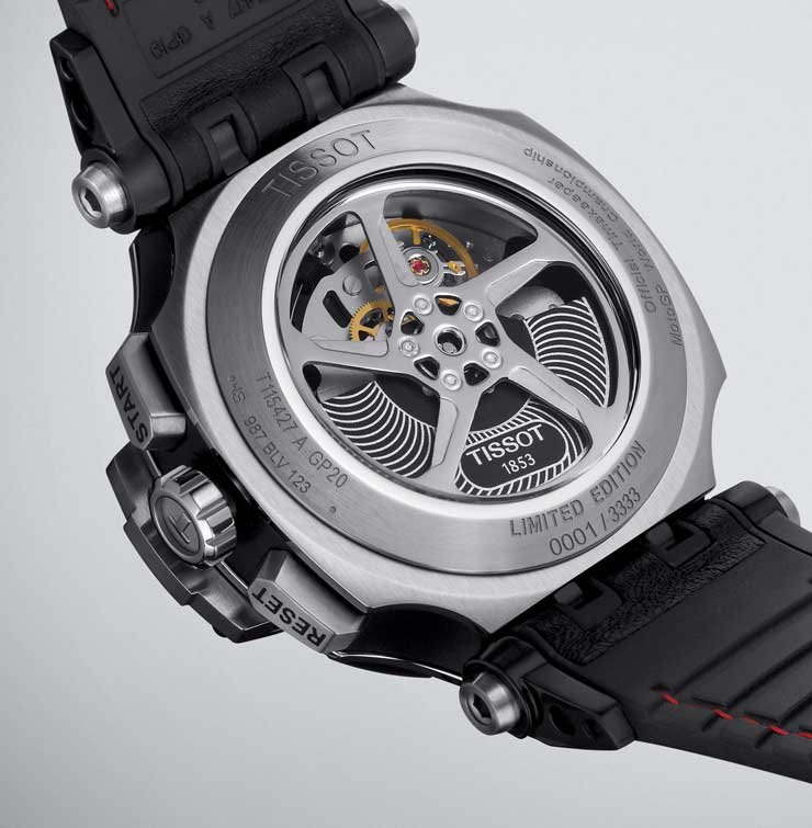 Tissot T-Race MotoGP ™ 2020 Automatic Chronograph Limited Edition