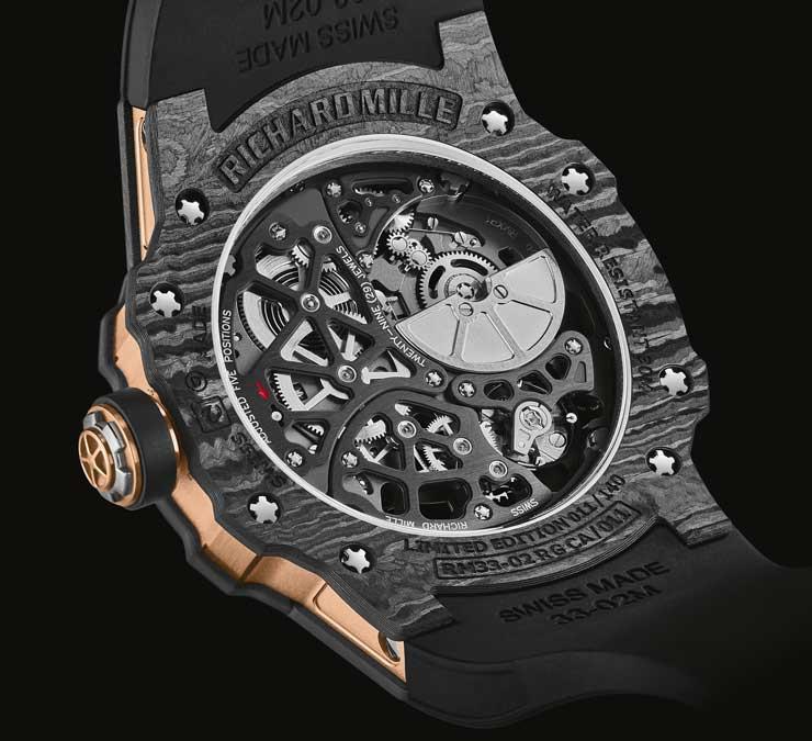 Richard Mille RM 33-02