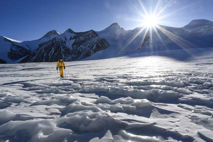 Vacheron Constantin Cory Richards Mount Everest Expedition