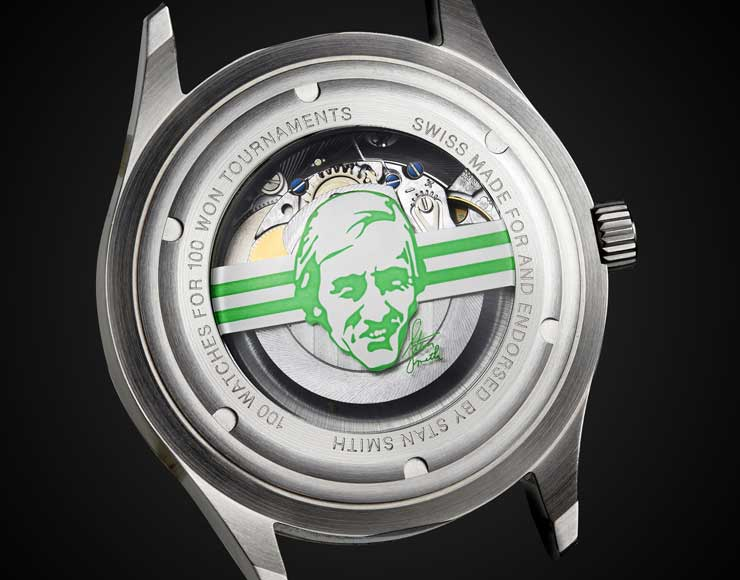 Stan Smith Signature Watch
