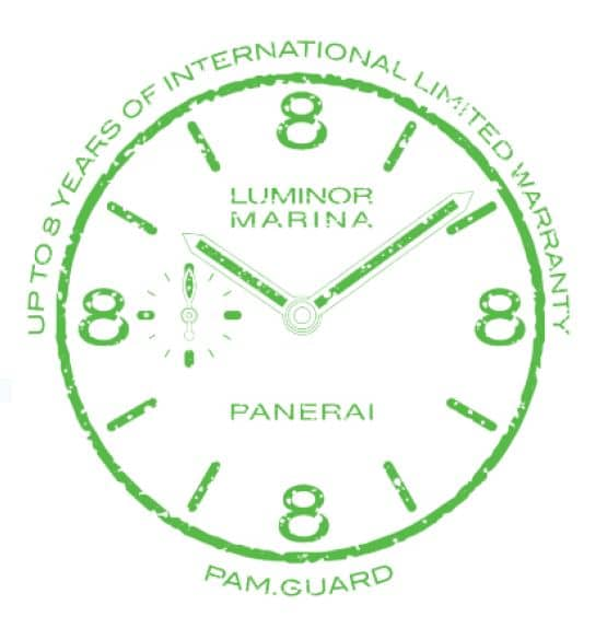 Panerai lanciert das Pam.Guard-Programm