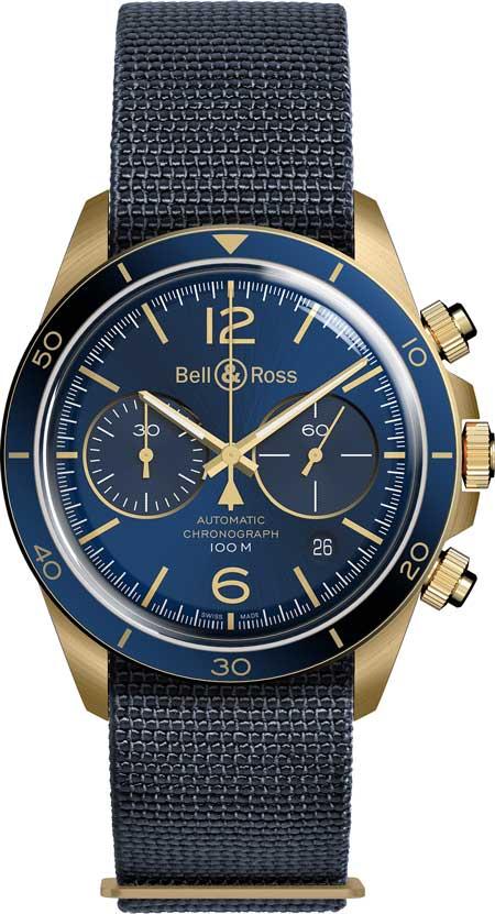 Bell&Ross BRV2-Aeronavale Bronze
