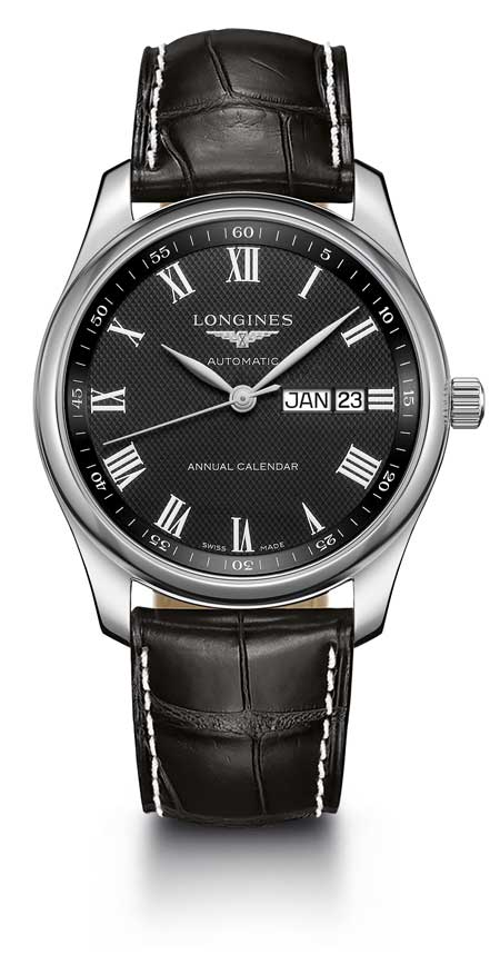 The Longines Master Collection Jahreskalender