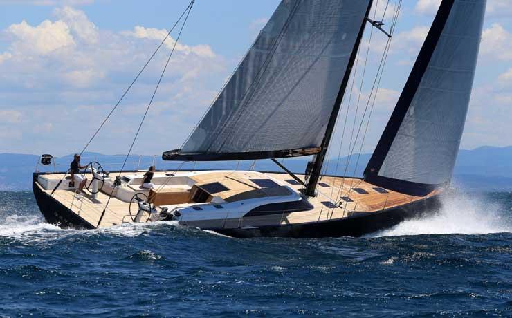 Solaris Yachts und IWC Schaffhausen werden Partner